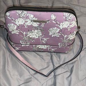 madden girl mauve flower purse